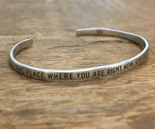 Sugarboo This Place Where You Are Cuff Bracelet