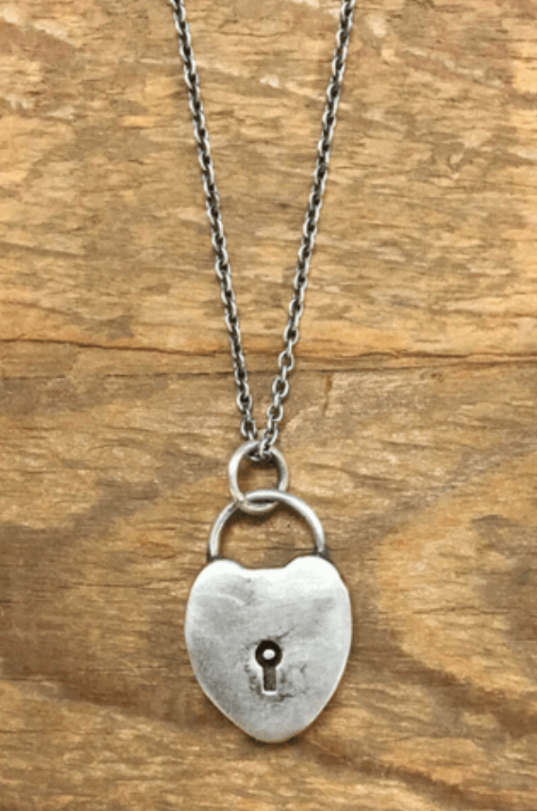 Small Heart Pendant Always Necklace