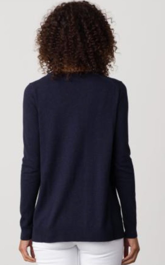 Margaret O'Leary Swing Uneck Sweater