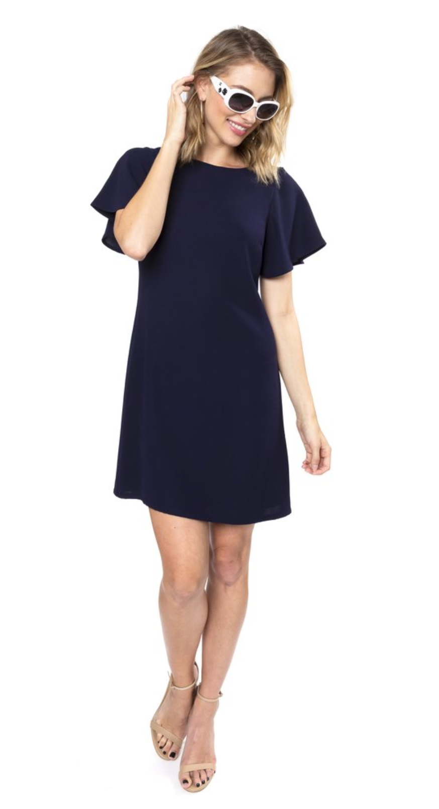Riva Short Sleeve Dress