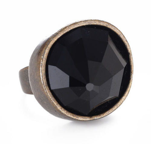 Rebel Designs Large Single Circle Ring