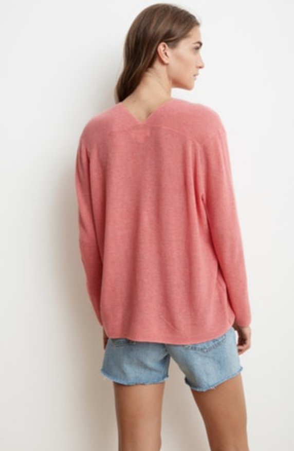Nancy Lux Cotton Sweater