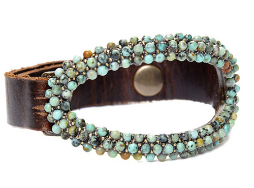 Rebel Open Center Oval Bracelet