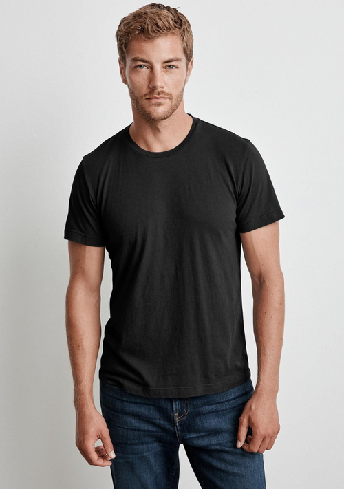 Velvet by Graham & Spencer Howard Whisper Cotton Classic Crew Tee