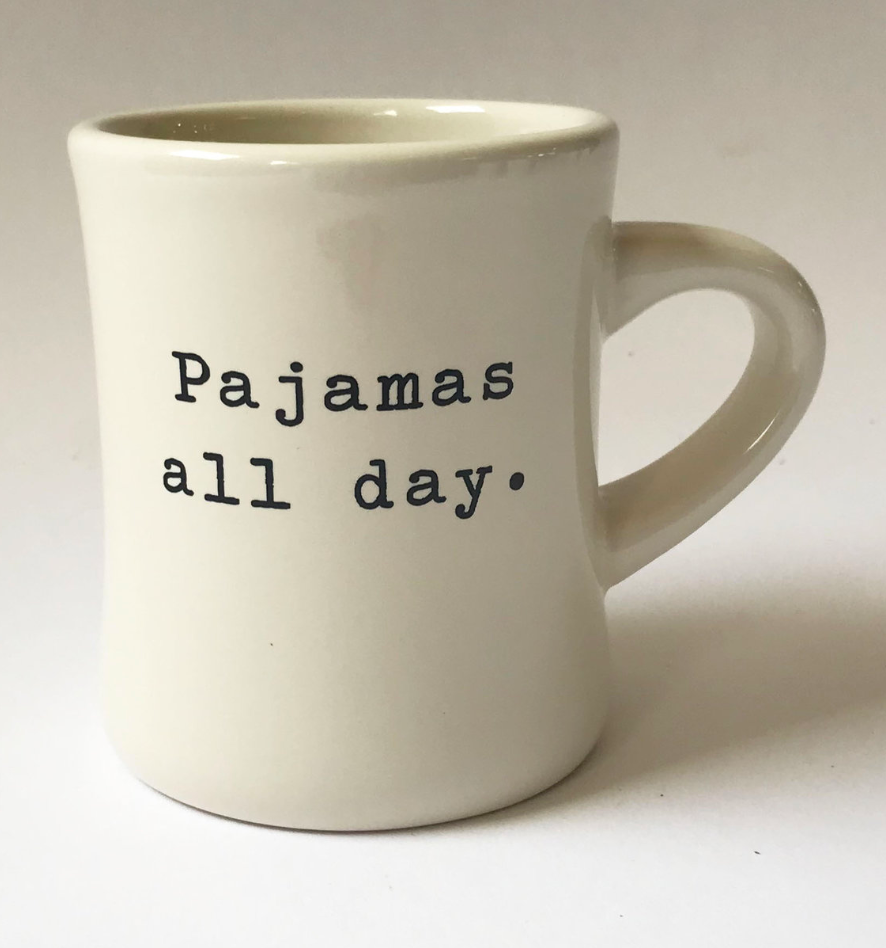 Stash Style Mugs- Pajamas All Day