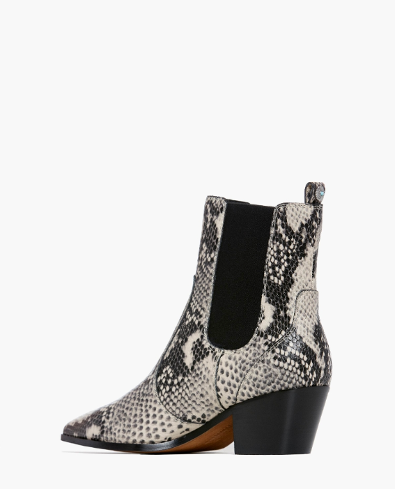 Paige Willa Snake Bootie