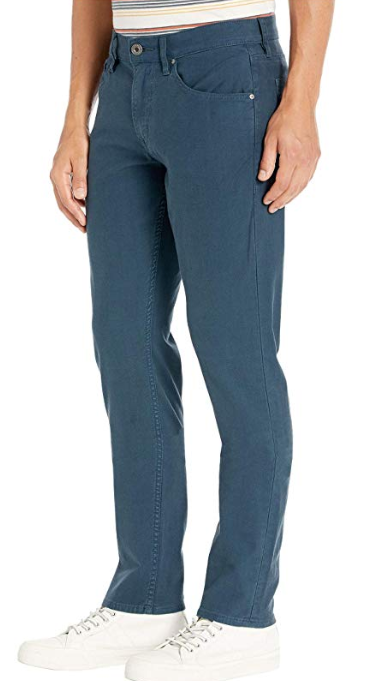 Hudson Blake Slim Straight Midnight Twill Jean