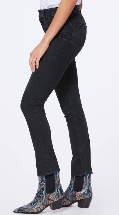 Sarah Black Willow High-Rise Slim