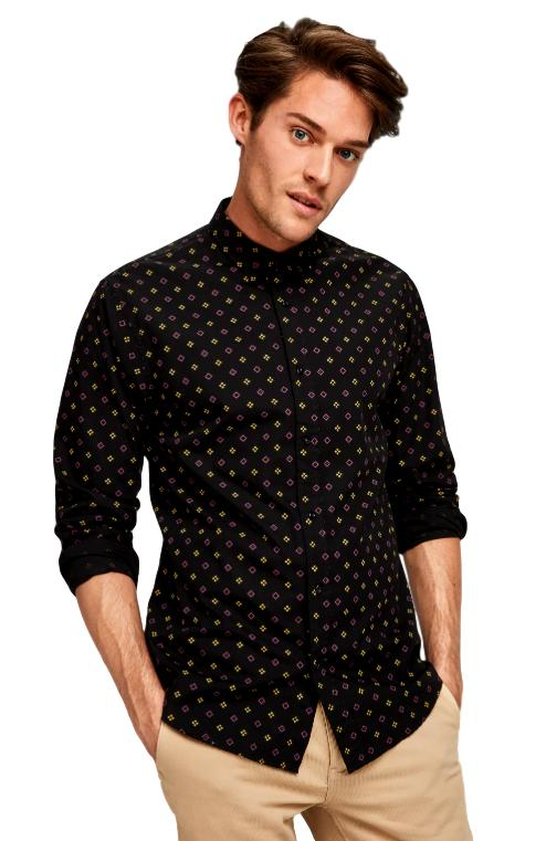 Classic All-Over-Print Shirt