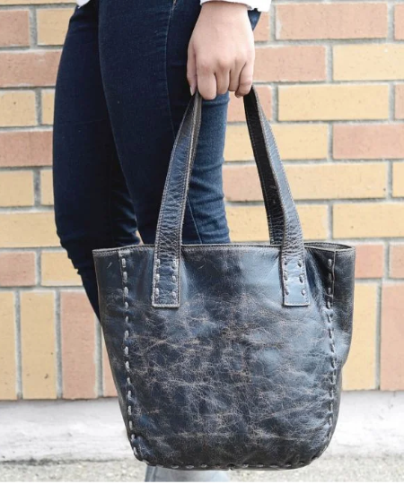 Stevie Black Lux Bag