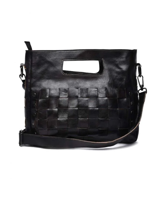 Orchid Black Convertible Bag