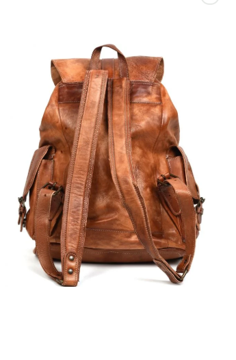 Jackson Tan Drift Backpack