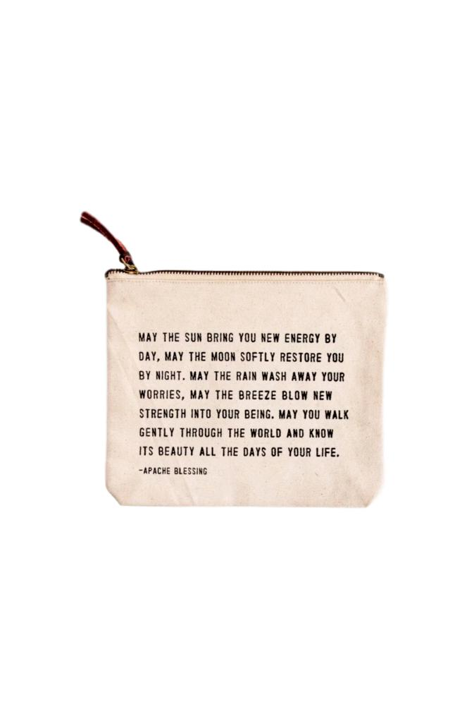 Sugarboo & Co. Canvas Bag Apache Blessing