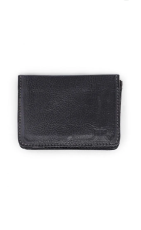 Men's Jeor Wallet - Black Rustic