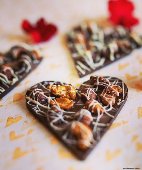 Grab 'n Go Heart Chocolates