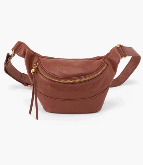 Jett Hip Belt Bag – Toffee