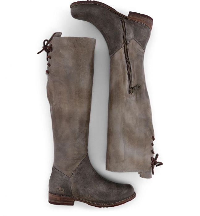 Manchester Knee High Boot