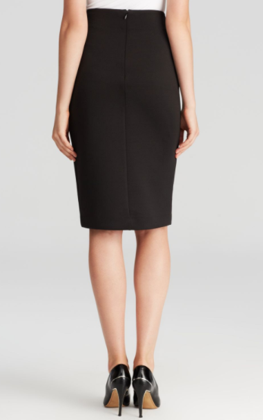 Nicole Miller Pencil Tube Skirt