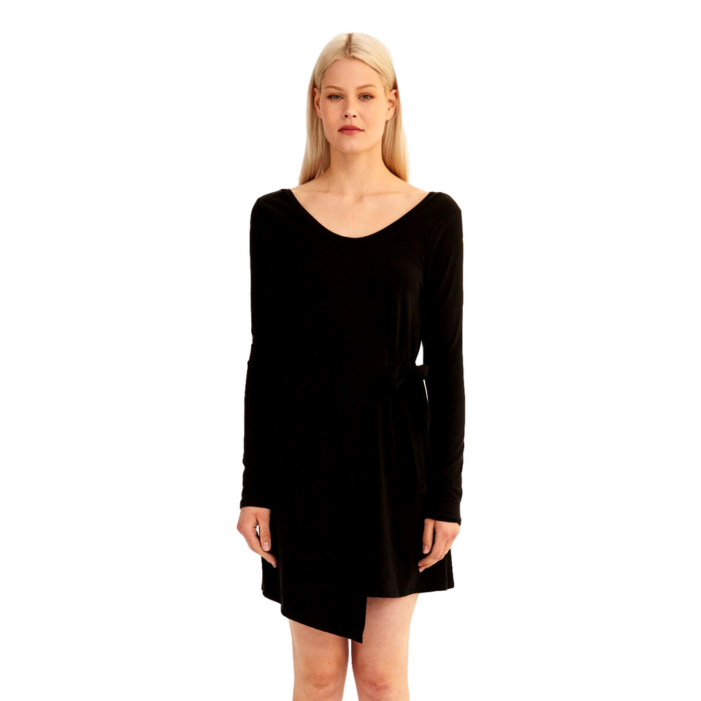 Rue Grace Long Sleeve Dress