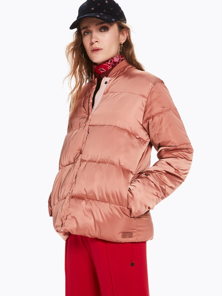 Scotch & Soda Short Length Technical Down Jacket
