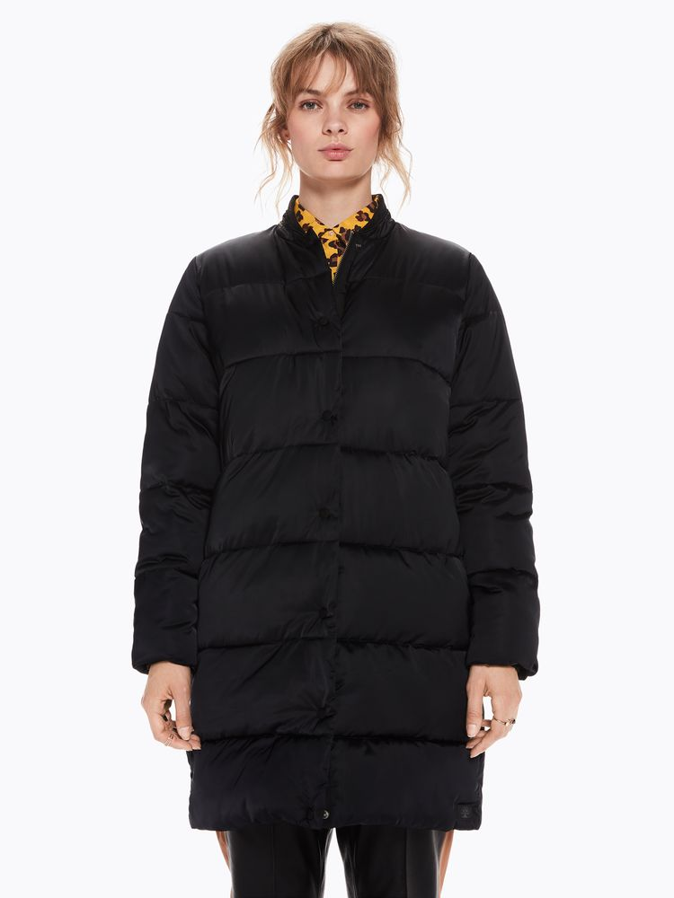 Scotch & Soda Longer Length Down Jacket