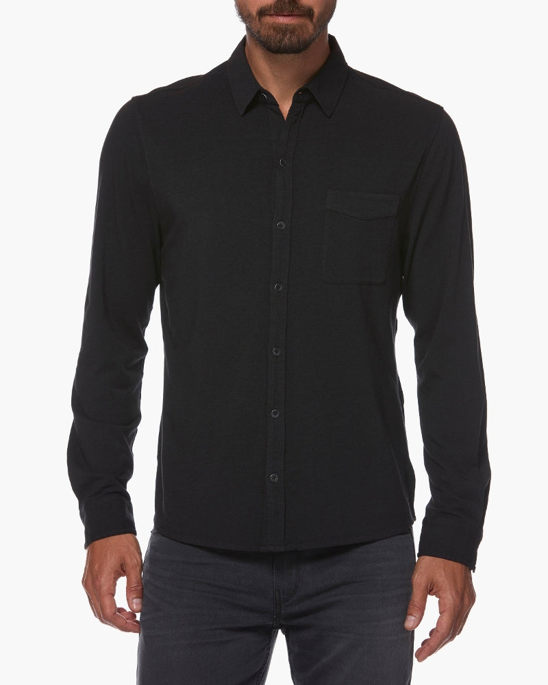 Black Hastings Shirt