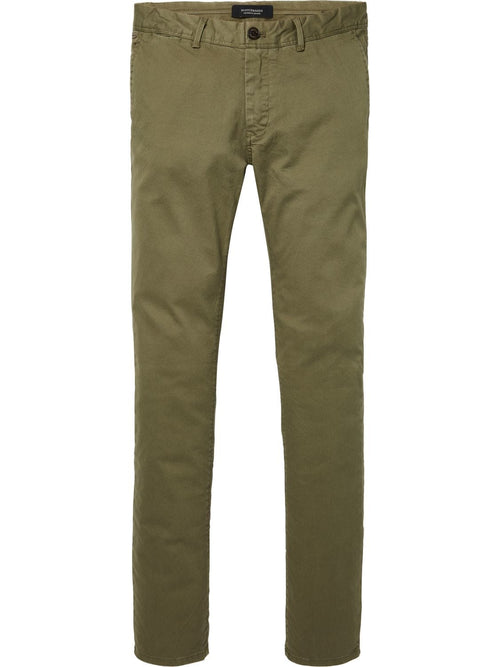 Scotch & Soda Mott Garment Dyed Chino