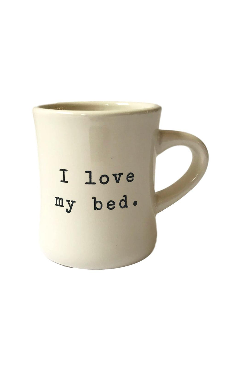 Stash Style Mugs- Love my Bed