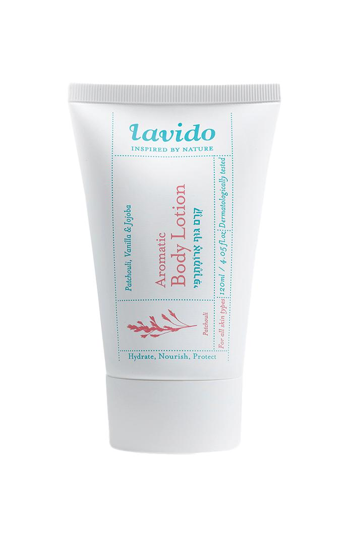 Lavido Patchouli Aromatic Body Lotion