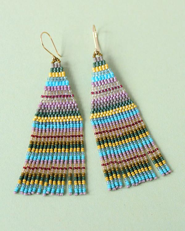 Danza Hula Earrings