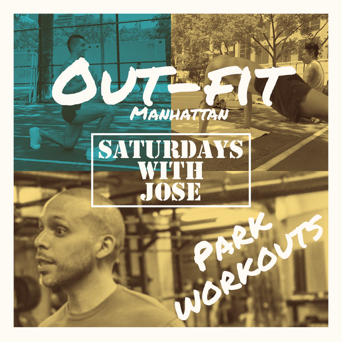 Park Workout | Saturdays with Jose