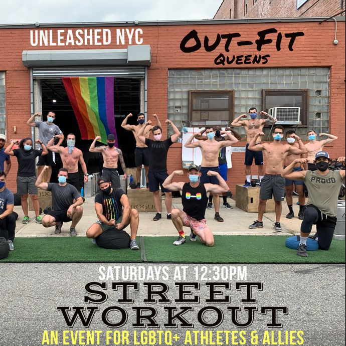 OUT-FIT Queens | All Levels Weekly Street Workout