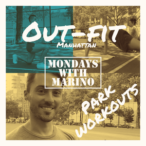 Park Workouts | Mondays with Marino