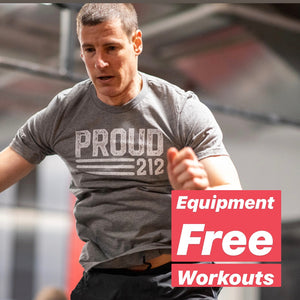 OUT-FIT Equipment Free Workouts