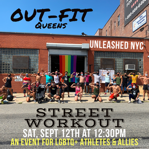 OUT-FIT Queens | All Levels Street Workout #2