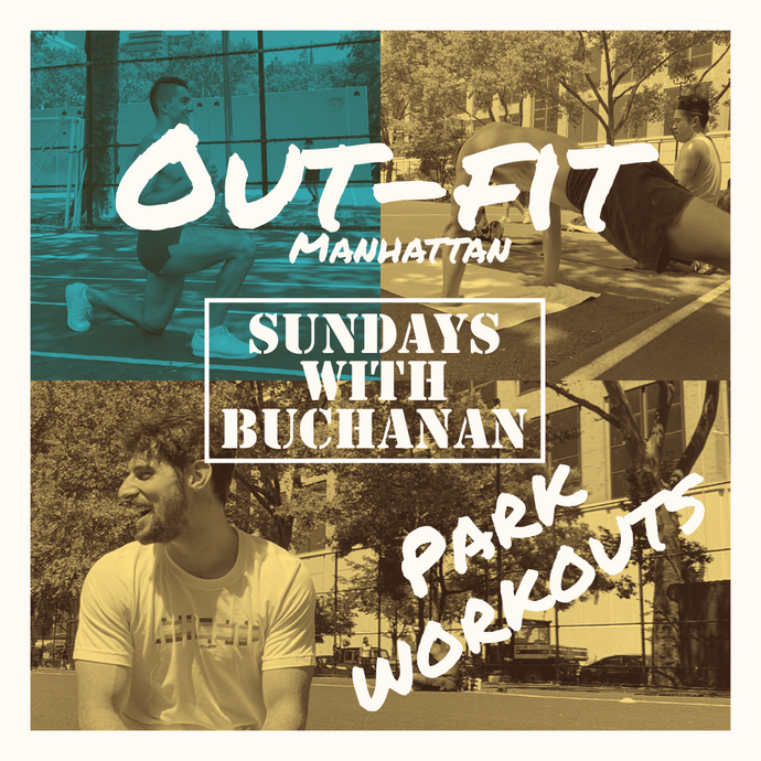 Park Workout | Sundays with Buchanan