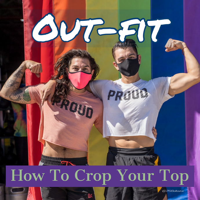 How To Crop Your Top (Video)