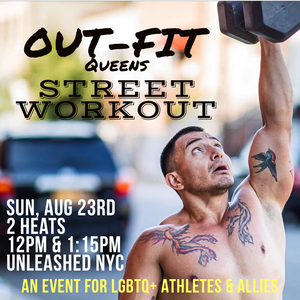 OUT-FIT Queens | All Levels Street Workout
