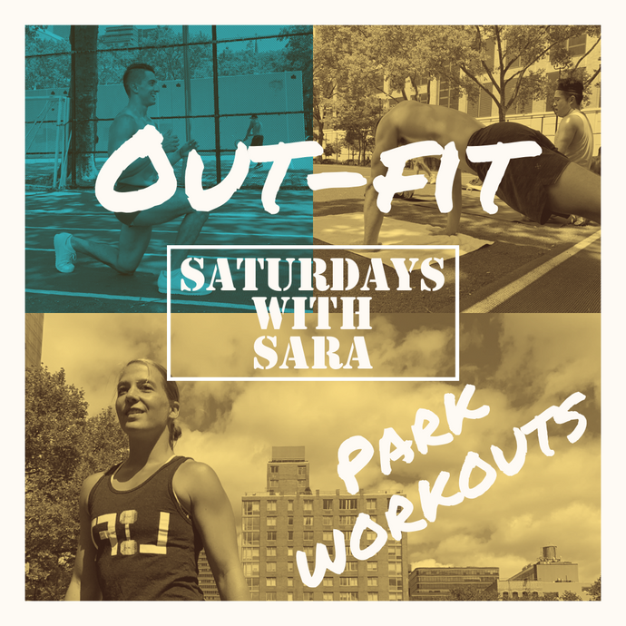 Park Workout | Saturdays with Sara