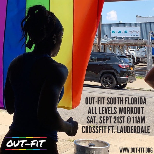 OUT-FIT South Florida | All Levels WOD 9.21.19