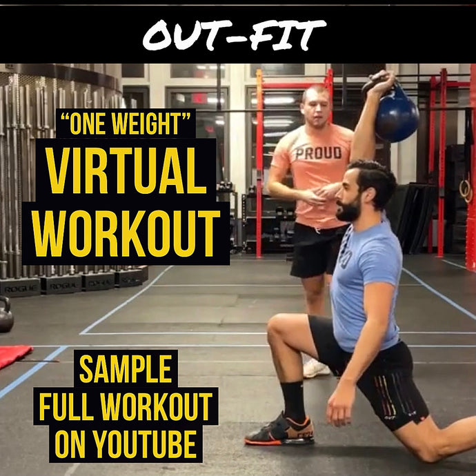 Sample Virtual Workout (Full Workout)