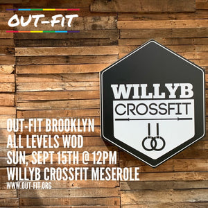 OUT-FIT Brooklyn | All Levels WOD 9.15.19