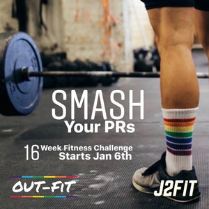 """Smash Your PRs"" 16 Week Fitness Challenge"