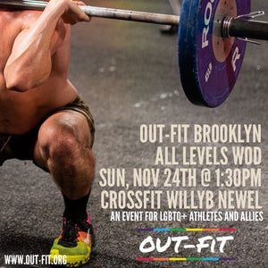 OUT-FIT Brooklyn | All Levels WOD 11.24.19