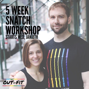 5-week Long Snatch Intensive - NYC