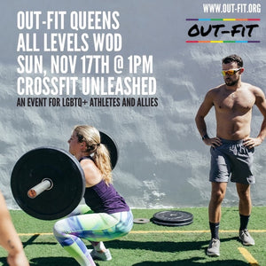 OUT-FIT Queens | All Levels WOD 11.17.19