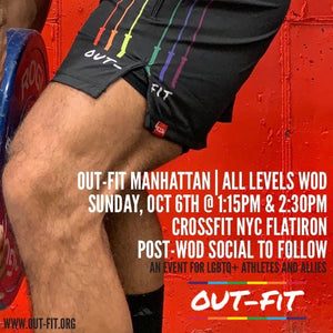 OUT-FIT Manhattan | All Levels WOD 10.6.19