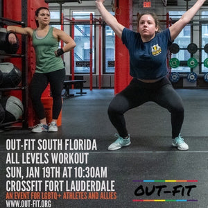OUT-FIT South Florida | All Levels WOD 1.19.20