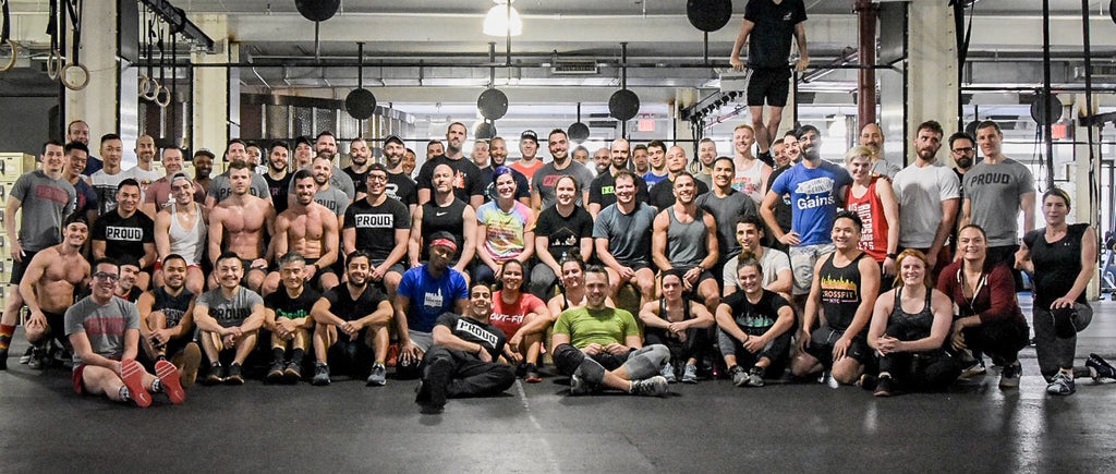 OUT-FIT Feb WOD Group Pic gay crossfit
