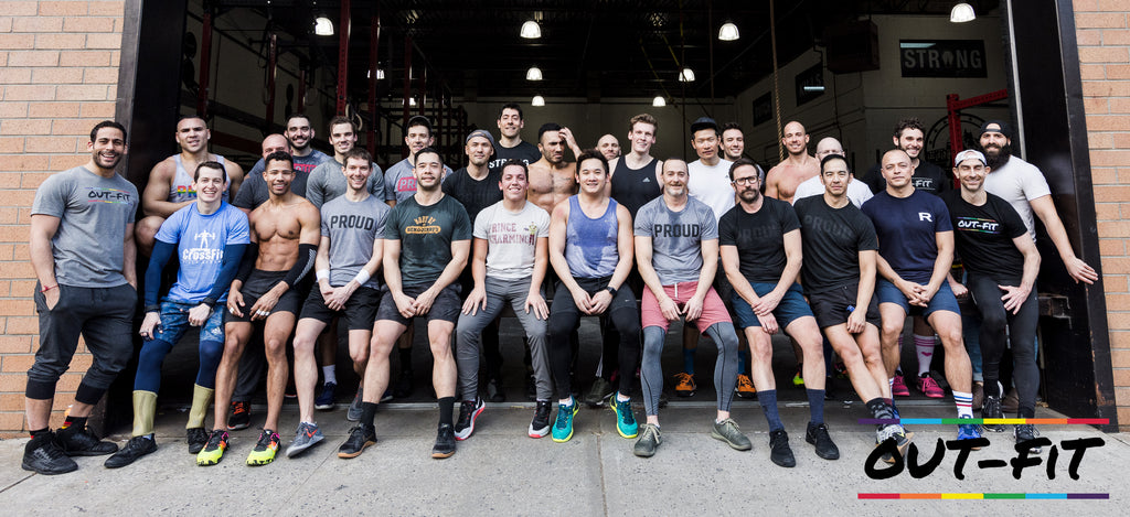 Group Picture At Dutch Kills Crossfit